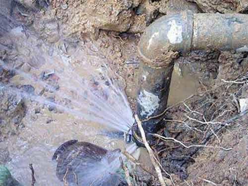 管道漏水维修