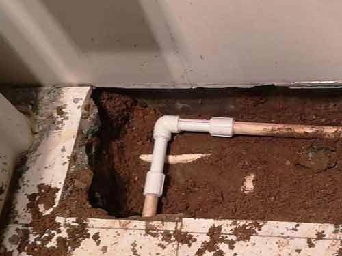 管道渗漏维修