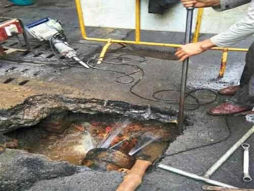 管道渗漏检测